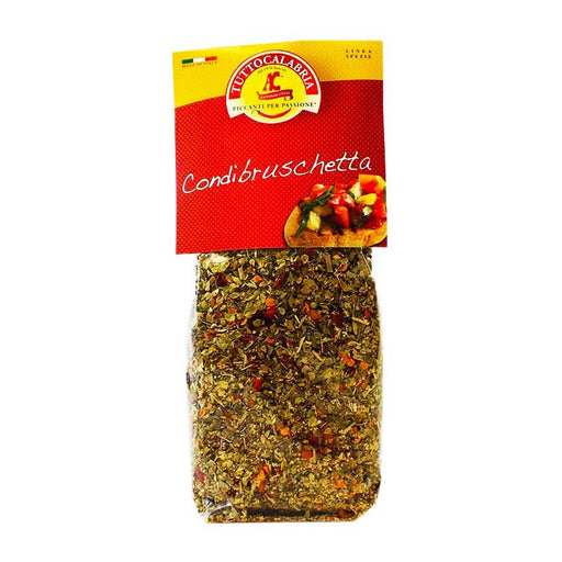 Tutto Calabria Condibruschetta Spice Mix for Bruschetta, 2.1 oz (60 g)