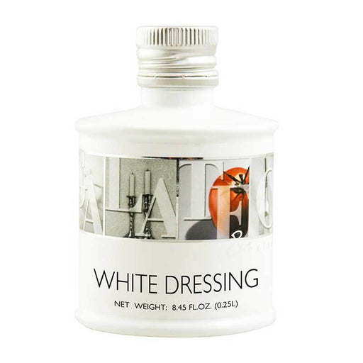 Galateo White Balsamic Dressing, 8.45 fl oz (250 ml)