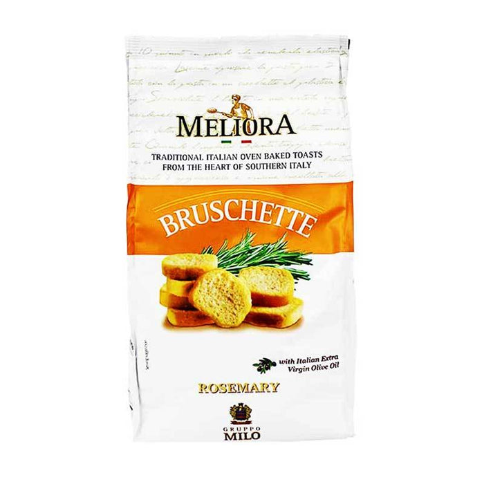 Meliora Rosemary Bruschette Toasts, 5.3 oz (150 g)