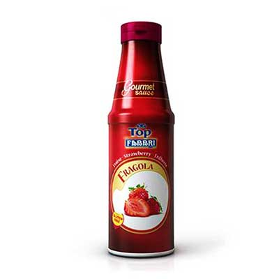 Fabbri Gourmet Strawberry Flavoring Sauce, 33.5 oz (950 g)