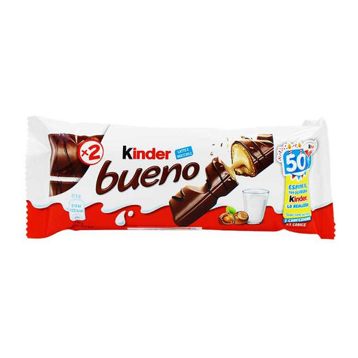 Kinder Bueno Milk Chocolate, 3 Pack, 4.5 oz (128 g)