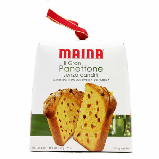 Mini Italian Panettone by Maina 3.5 oz