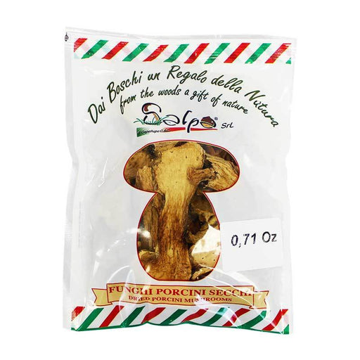 Salpa Dried Porcini Mushrooms 0.71 oz (20g)