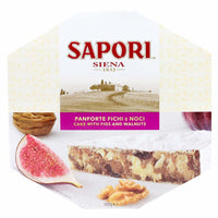 Sapori Fig and Walnut Cake Panforte 10.5 oz