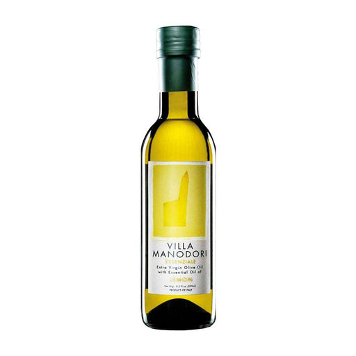 Villa Manodori Lemon Infused Olive Oil, 8.5 fl oz (250 ml)