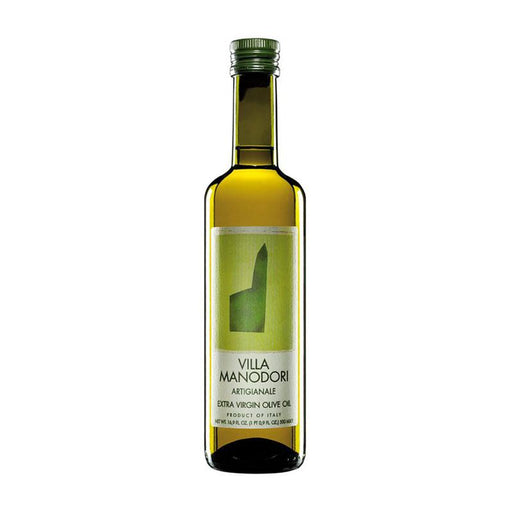Villa Manodori Extra Virgin Olive Oil, 16.9 fl oz (500 mL)
