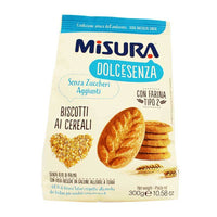 Misura No Added Sugar Cookies, 10.58 oz