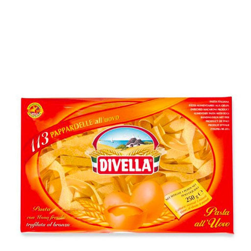 Divella Egg Pappardelle, 1.1 lbs (500 g)
