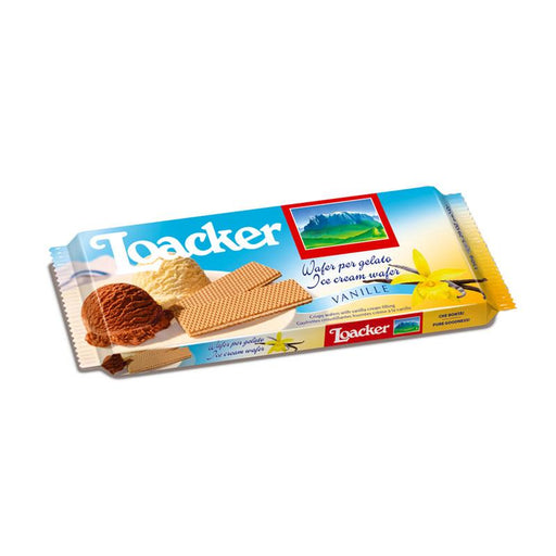 Loacker Vanilla Ice Cream Wafers