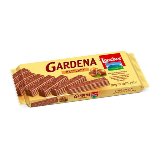 Loacker Gardena Hazelnut Wafer