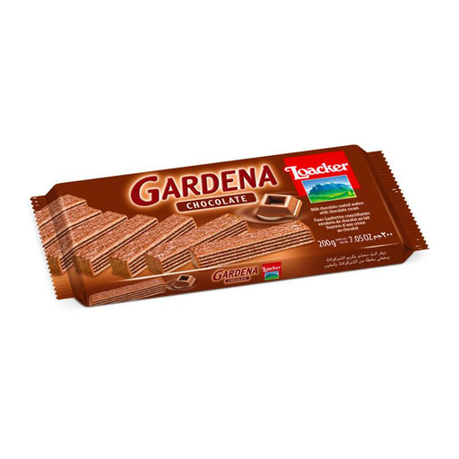Loacker Gardena Chocolate Wafer