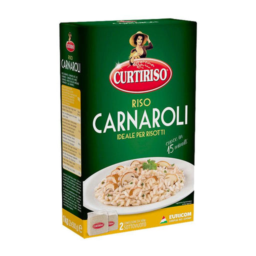 Curtiriso Carnaroli Rice for Italian Risotto, 35.2 oz. (1 kg)