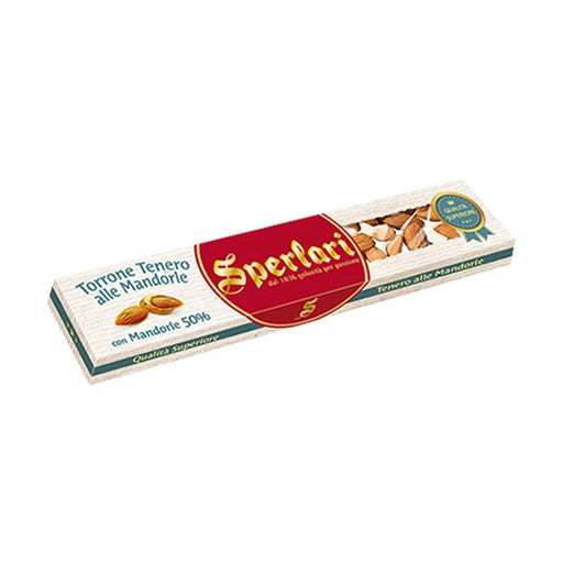 Sperlari Soft Almond Nougat, 3.5 oz. (100g)