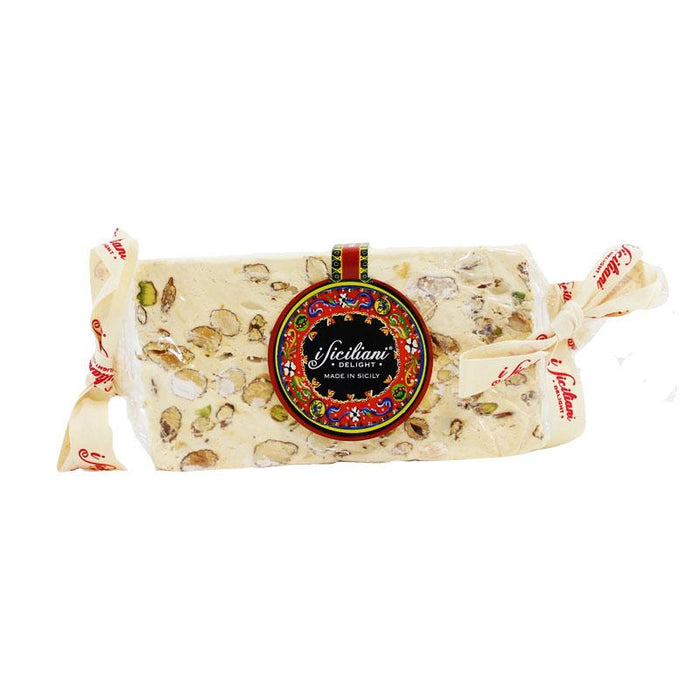 iSiciliani Soft Almond Nougat, 7 oz. (200g)