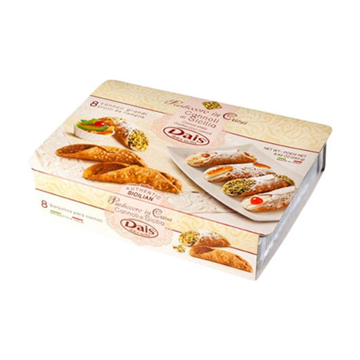 Dais Cannoli Pastry Shells, Large, 8.8 oz. (250g)