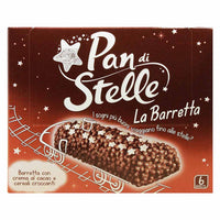 Italian Chocolate Cereal Bar Le Barette by Mulino Bianco 6 Packs