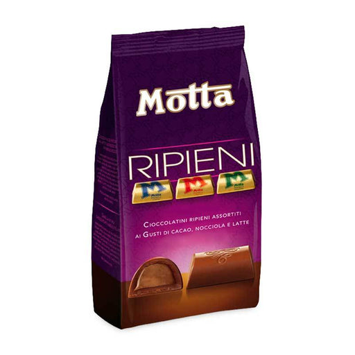 Motta Ripieni Italian Chocolates with Filling, 5.2 oz (150g)
