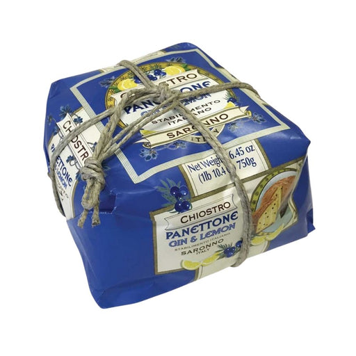Chiostro di Saronno Panettone with Gin Custard Cream, 26.5 oz (750 g)