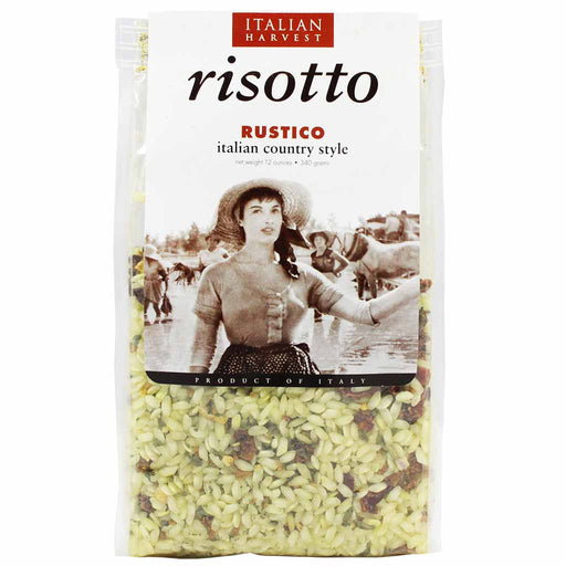 Riso Carena Italian Country Style Risotto with Tomato and Arugula 12 oz
