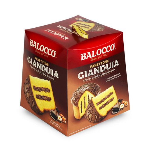 Balocco Panettone Gianduia Chocolate, 1.8 lb (800 g)
