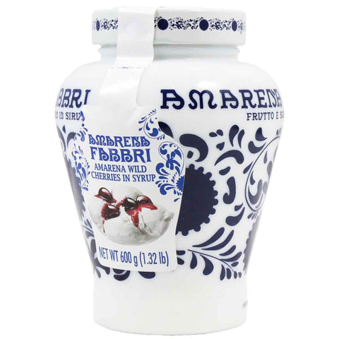 Amarena Cherries in Syrup by Fabbri 21 oz