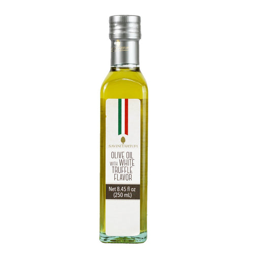 Savini Tartufi White Truffle Olive Oil, 8.5 fl oz (250 ml)