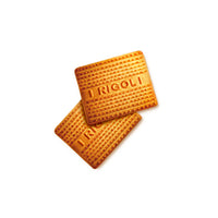 Mulino Bianco Rigoli Biscuits with Honey and Milk 14 oz