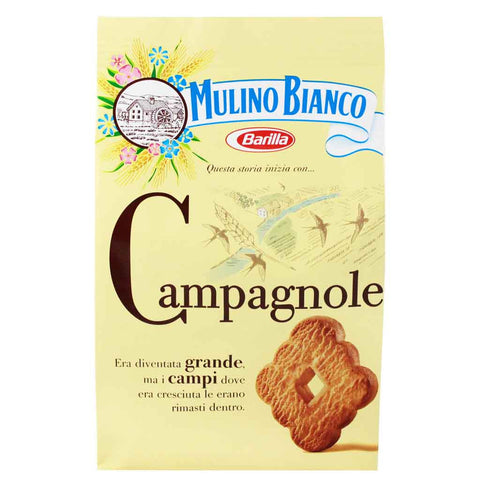 Campagnole Biscuits by Mulino Bianco 12.3 oz