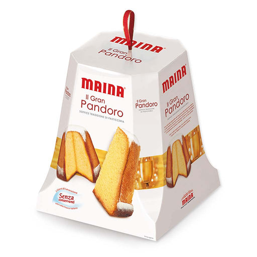 Maina Large Italian Pandoro 35 oz. (1kg)