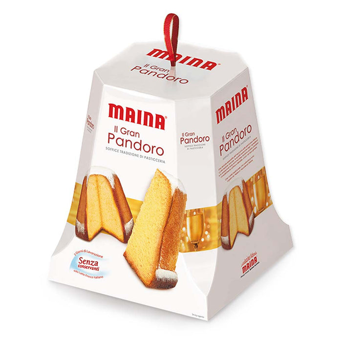 Maina Large Italian Pandoro 35 oz. (1,000g)
