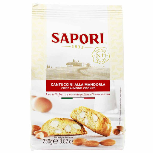 Almond Cantuccini by Sapori  8.8 oz
