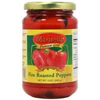 Fire Roasted Peppers by Marinella 12 oz