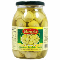 Italian Artichoke Hearts by Marinella 34 oz. (60 ct)