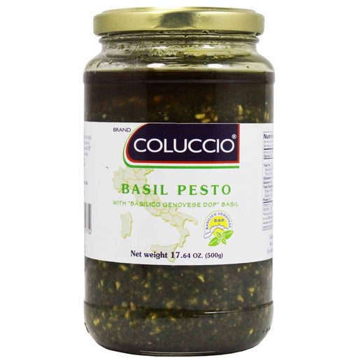Pesto Genovese DOP 500g by Coluccio 17.6 oz