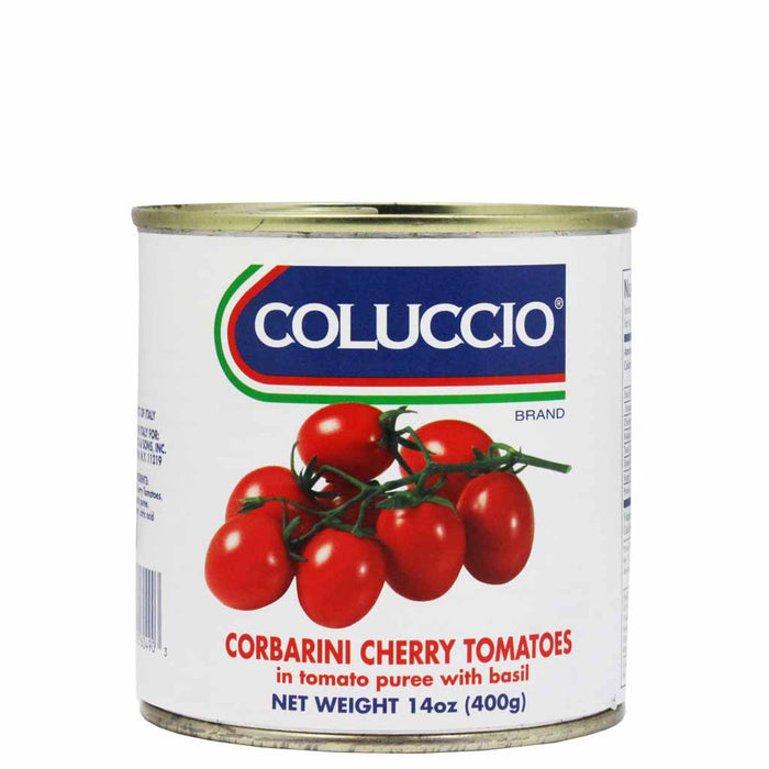 Corbarini Cherry Tomatoes by Coluccio 14 oz