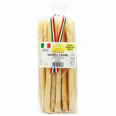Durum Wheat Candle Pasta by Mamma Angelica 1 lb