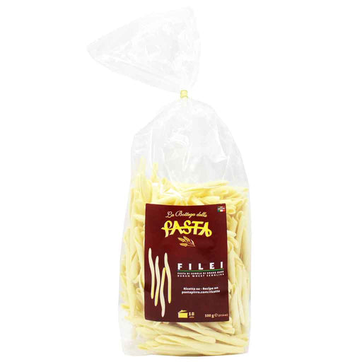 La Bottega Traditional Italian Filei Pasta 17.6 oz