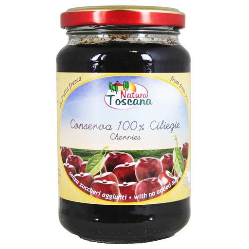 Organic Italian Cherry Compote by Probios 13.4 oz