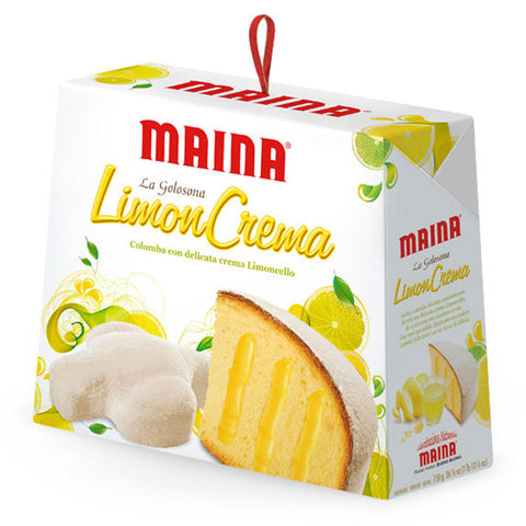 Colomba Panettone Cake with Lemon Cream by Maina 26 oz (750g)