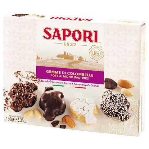 Sapori Gemme di Colombelle Soft Almond Pastries 6.3 oz