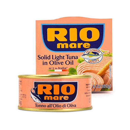 Rio Mare Italian Tuna in Olive Oil 5.6 oz. (160 g)
