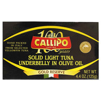 Callipo Ventresca Tuna Belly, 4.4 oz (125 g)