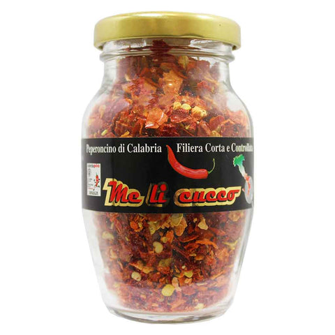 Me Il Cucco Calabrian Crushed Hot Chili 2 oz. (50 g)