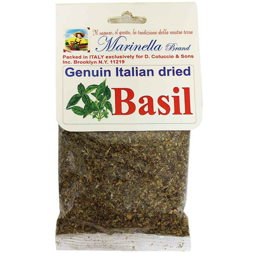 Marinella Italian Dried Basil 1 oz. (30g)