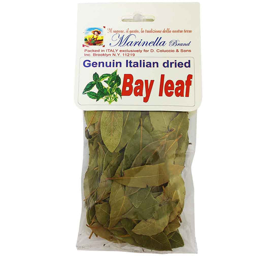 Marinella Italian Dried Bay Leaf 0.7 oz. (21g)