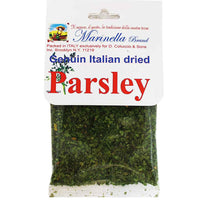 Marinella Italian Dried Parsley 0.5 oz. (15g)