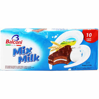 Balconi Mix Milk Snack Cakes 12.4 oz. (350g)