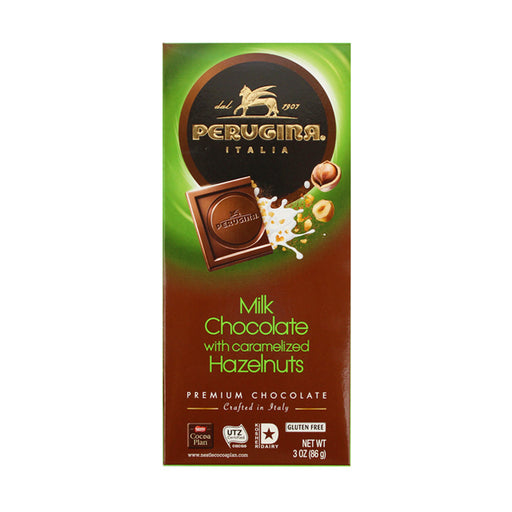 Perugina Milk Chocolate With Hazelnuts 3 oz.