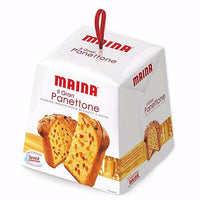Maina Traditional Italian Panettone 17.6 oz. (500g)