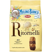 Ritornelli Cookies Family Size by Mulino Bianco, 24.6 oz. (700g)